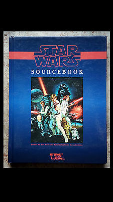 Star Wars Sourcebook - D6 second edition - West End Games
