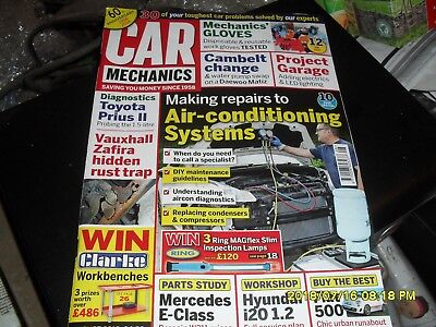 Car Mechanics Magazines August 2018 And Is Used