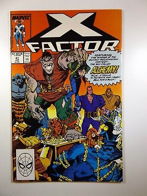 X-Factor #41 Awesome Read Arthur Adams Art!! Beautiful NM Condition!!