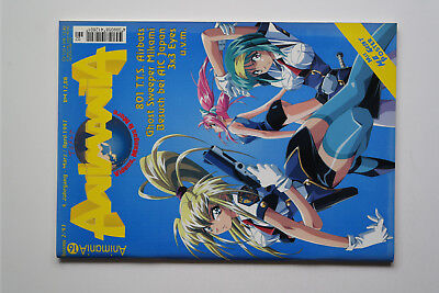 Animania # 16-1997 - Armitage III Barks 3x3 Eyes GS Mikami AIC Airbats + POSTER