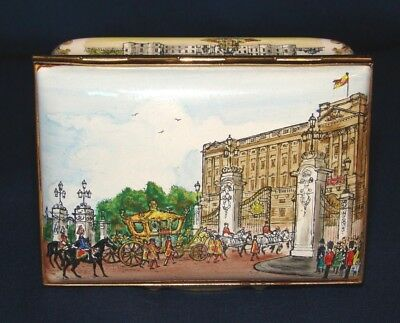Halcyon Days The Silver Jubilee 1977 Limited Edition Trinket Box