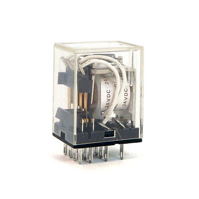 Omron MY4E-US 24VDC Relay 14-Pin 5A 240VAC 5A 28VDC Coil 24VDC