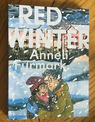 Red Winter by Anneli Furmark - 2018 Graphic Novel