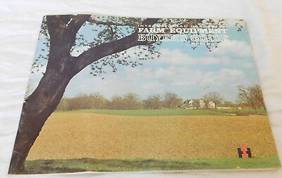 1966 International Harvester Farm Equipment Buyer's Guide 72 Pages