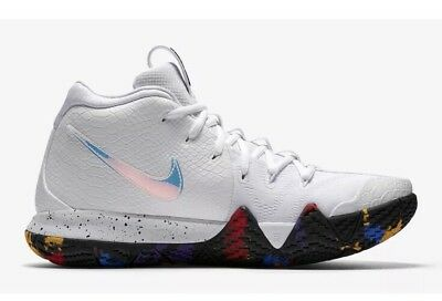 best website d4a4e 52334 ... best price nike kyrie 4 march madness basketball shoes mens sz 12 multi  color kyrie irving
