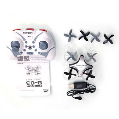 Mini Drone/Quadcopter,Teekland Headless Mode Remote Control RC Quadcopter US