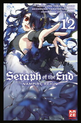 Seraph of the End  Band 12 Kaze Manga
