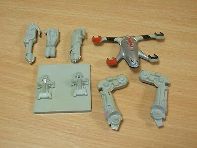 Plastic Space Crusade Dreadnought Long Legs Part Painted (4118)