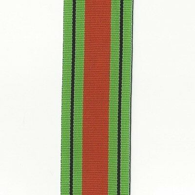 185. WW2 Defence medal Ribbon – Full Size