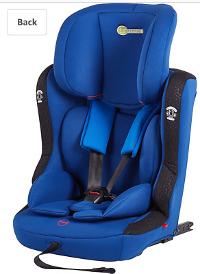 childs car seat group 1,2 & 3, 9 - 36 kg . iso fix (new )