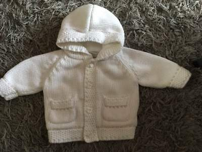Next baby cardigan, newborn
