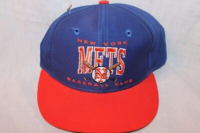 New With  No Tags Vintage New York Mets  Kids Snapback Cap Rookie League