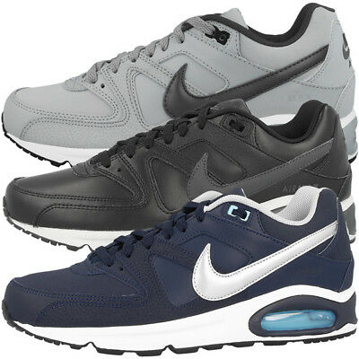 sports shoes 0528e 64f6f Nike Air Max Command Leather Schuhe Herren Freizeit Sneaker Turnschuhe  749760