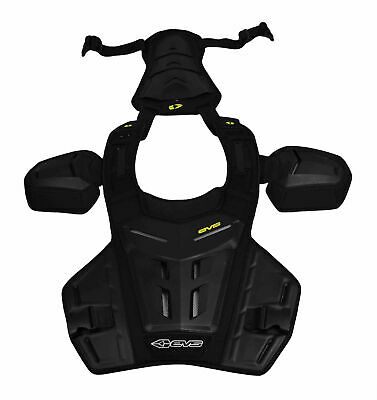 EVS Sports 412304-0309 REVO 5 Roost Guard (Black, Large/X-Large)
