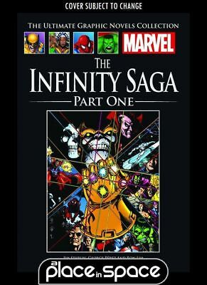 Marvel Graphic Novel Collection Vol 172 Infinity Saga Part 1 - Hardcover