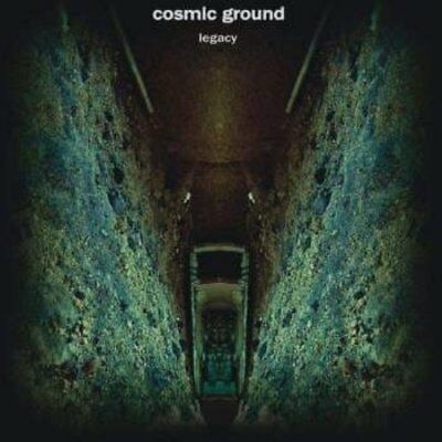 COSMIC GROUND - Legacy/the Plague - LP Deep Distance