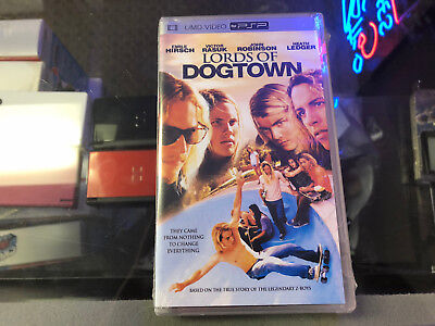 Lords of Dogtown (UMD, 2005) Brand New Sealed!!!!!!!!!!!!!!