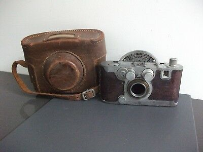Rare Vintage Mercury 11 - 35mm Camera - For Spares