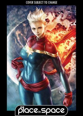 The Life Of Captain Marvel, Vol. 2 #1B - Artgerm Variant  (Wk29)