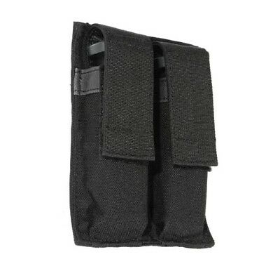BlackHawk 61ACDMBK Black Double Pistol Magazine Pouch