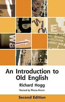 Introduction to Old English by Richard Hogg (English) Paperback Book Free Shippi