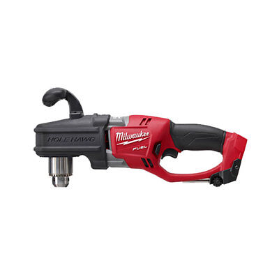 Milwaukee 2707-20 FUEL HOLE HAWG 1/2-In Brushless Right Angle Drill, Bare Tool