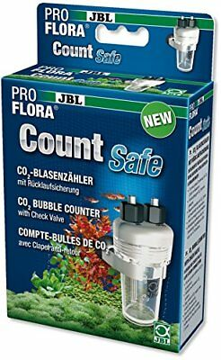 Co2countsafe 2aquarium Bubble Counter With Reverse Lock For Co2syste
