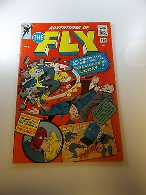 Adventures of the Fly #30 VG condition Free shipping on orders over $100.00!