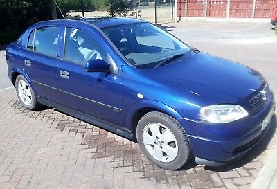 vauxhall  astra g mk4    for  parts and  spares
