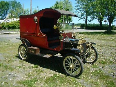 Ford: Model T 1912 Delivery 1912 Ford Model T Delivery
