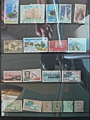 New Caledonia stamps