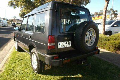 1995 Land Rover Discovery ES (4x4) Grey Automatic 4sp A Wagon