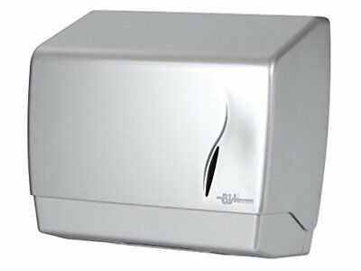 Abs Satin Finish Z Fold Paper Towel Dispenser, 00398