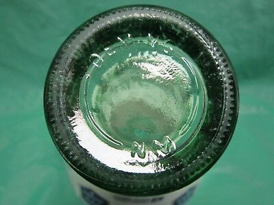 Coke Deming New Mexico 1973 Coca Cola 6-1/2 Oz. Glass Bottle Applied Acl Logo