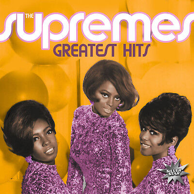 CD The Supremes Greatest Hits