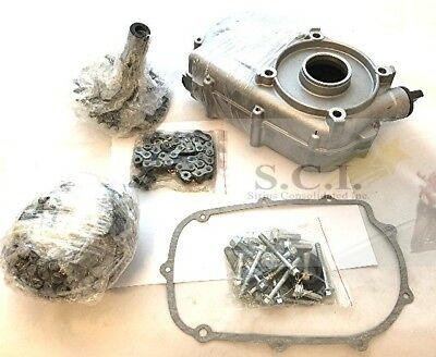 Honda Reduction Gearbox Gx390 Gx270 2:1 Gearing With Internal Clutch