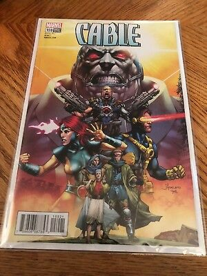 Cable #159 1 in 25 Jay Anacleto Variant