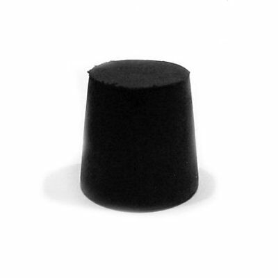 Rubber Stoppers - Size #2 - (Pack of 6) Karter Scientific 216M2