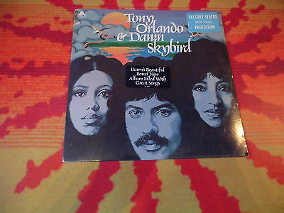♫♫♫ Tony Orlando & Dawn Skybird, new & sealed Arista AL 4059 Vinyl LP, co ♫♫♫
