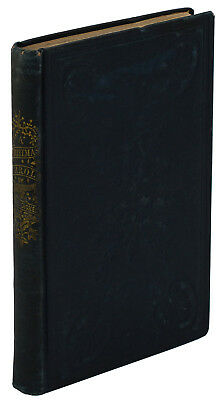 A Christmas Carol ~ CHARLES DICKENS ~ First American Edition ~ 1st Printing 1844