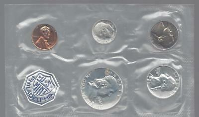 1961 United States Uncirculated Coin Set - Philadelphia