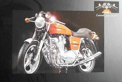 LAVERDA JOTA 180° - 1978 - ORANGE METALLIC * 1:12 Minichamps 122122501 _