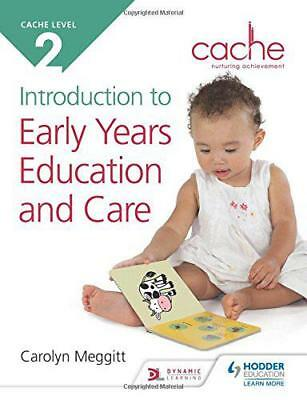 CACHE Level 2 Introduction to Early Years Education and Care by Meggitt, Carolyn