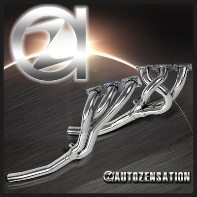 92-99 BMW E36 E-Series M3 5.7L I6 Stainless Racing Sport Manifold Exhaust Header
