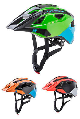 Cratoni Allride Sonderedition Mountainbikehelm Fahrradhelme Tourenhelm Inliner