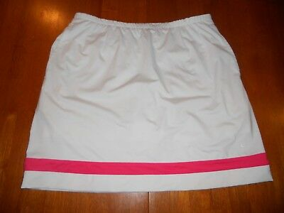 Nike Golf womens golf skort skirt size S small 4 - 6 athletic MINT cond