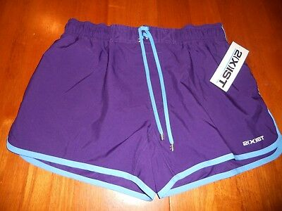 NEW with tags $75 2(X)ist womens shorts size M medium athletic running