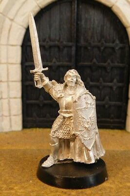 PRINCE IMRAHIL OF DOL AMROTH - Lord Of The Rings Metal Figure(s)