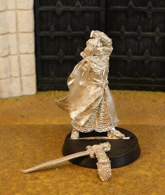 ARAGORN KING OF GONDOR - Lord Of The Rings Metal Figure(s)