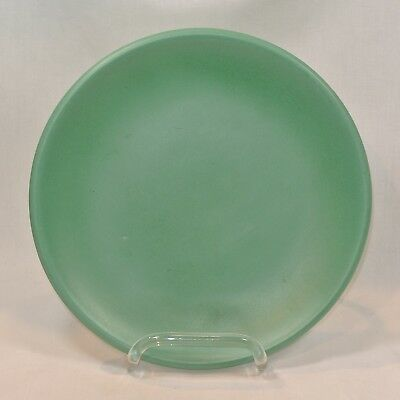 CATALINA ISLAND Pottery Green Salad Plate 8 3/8 inches Vintage